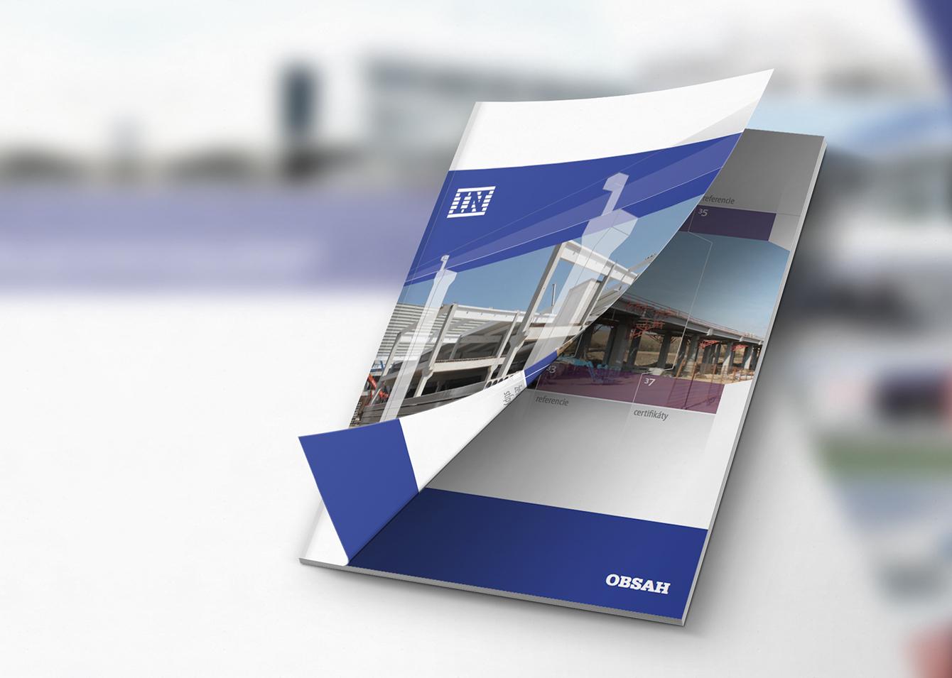 Brožúra INVEST IN - PREFA
